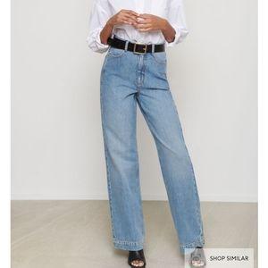 Dynamite Heidi Jeans - High Rise and Wide Leg